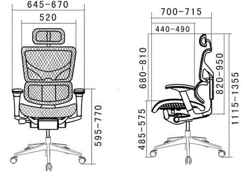 кресло Expert Spring Leather