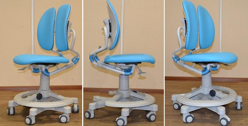Детские кресла и стулья растущие Duorest
