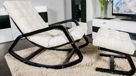 Кресло-качалка: оригинальный подарок начальнику