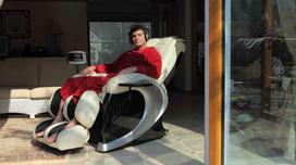 Массажное кресло в подарок руководителю