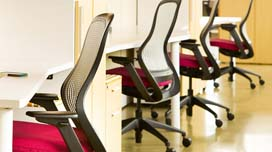 Самое удобное офисное кресло для работы за компьютером